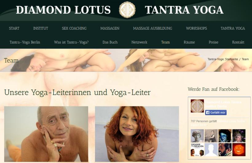 Tantra Yoga in Berlin